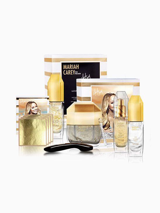 Mariah Carey 24K Gold Complete Set T27-T26-T25