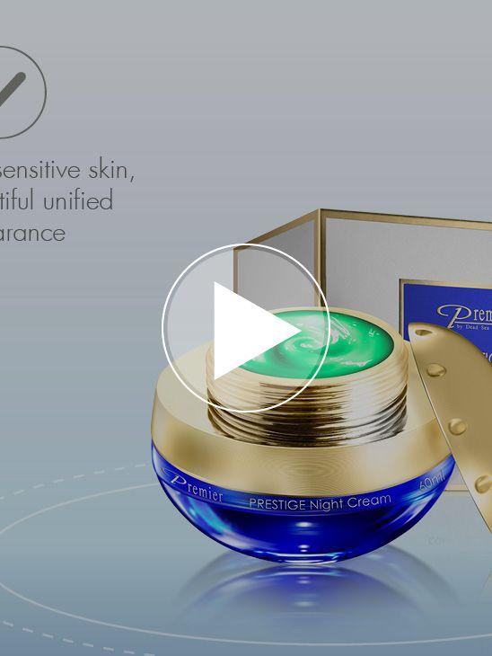 Prestige Night Cream Complex - All Skin Types K17
