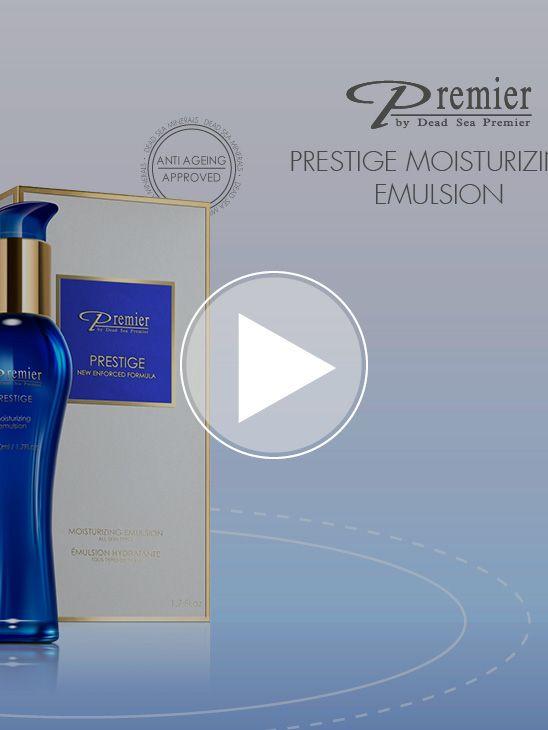 Prestige Moisturizing Emulsion K20