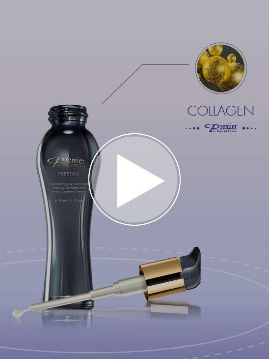 Age Smart Décolletage & Neck Age - Defying Collagen And Beta-Carotene Serum K27