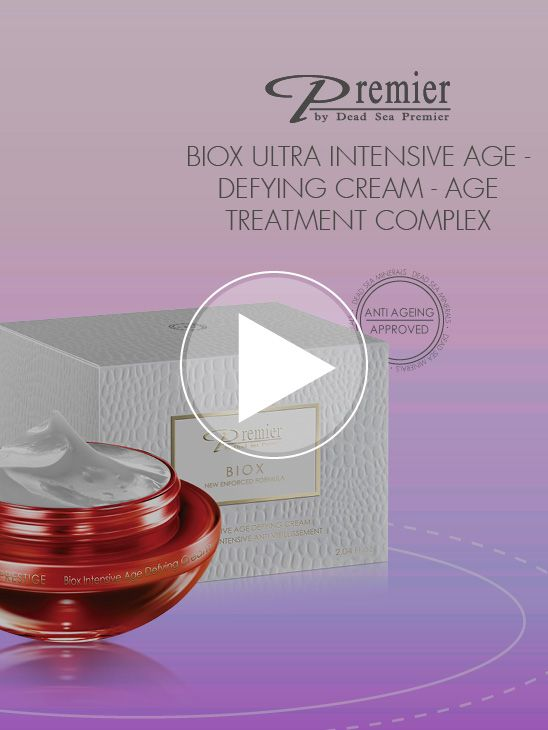 Biox Ultra Intensive Age - Defying Cream - Age Treatment Complex K31