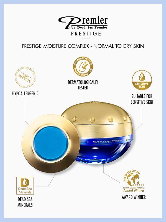 Prestige Moisture Complex - Normal To Dry Skin K14