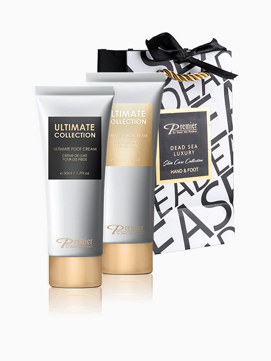 Classic Dead Sea Luxury Skin Care Collection - Hand & Foot B159