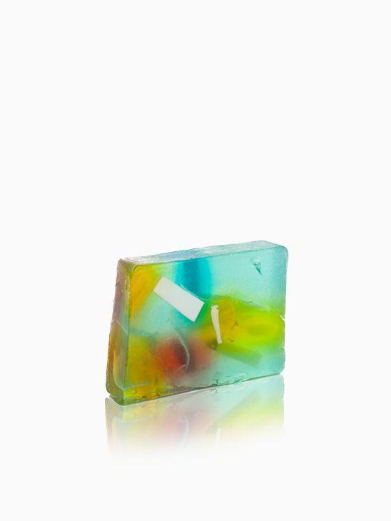 Original Hand Made Dead Sea Salt Soap - Blue Ocean S20