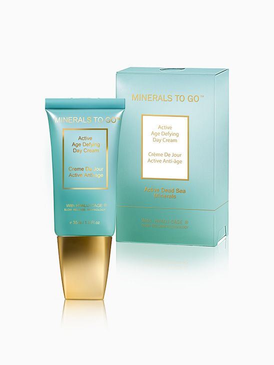 Minerals-To-Go - Active Age Defying Day Cream T2