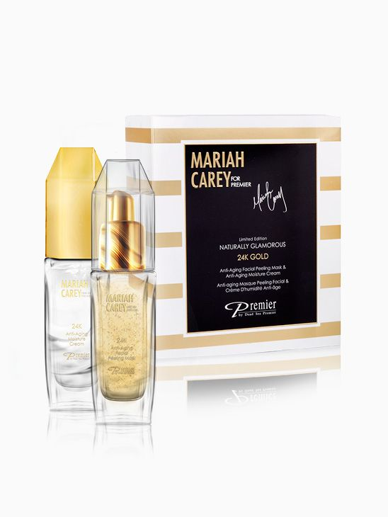 24K Gold Anti-Aging Facial Peeling Mask & Anti-Aging Moisture Cream T26