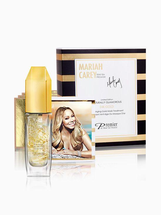 Anti-Aging 24K Gold Mask Treatment T27