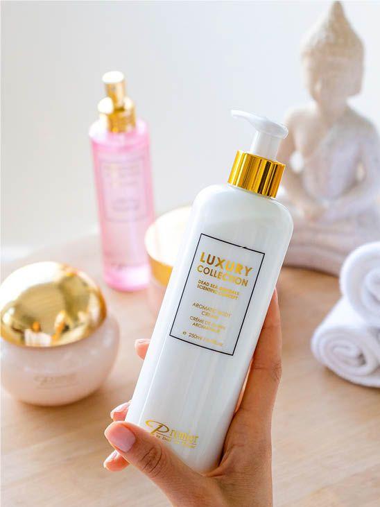 Prestige Aromatic Body Cream - Silk K86a