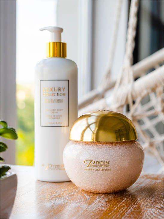 Prestige Aromatic Body Cream - Sensual K86b