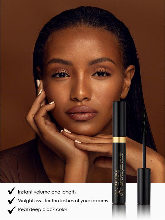 Lengthening and Volumizing Mascara R14