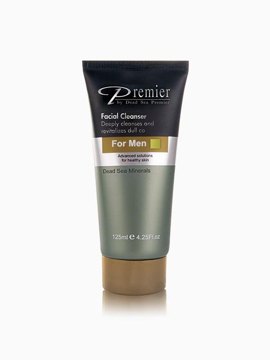 Facial Cleanser For Men A22e