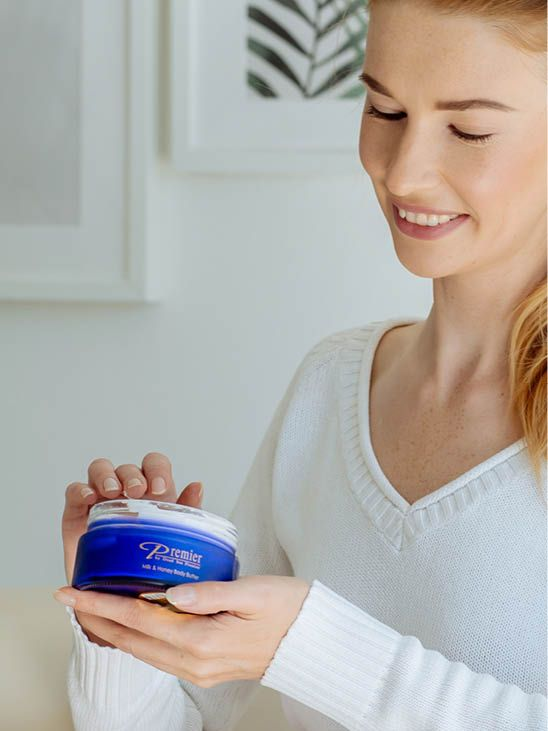Aromatic Body Butter - Milk And Honey A81e