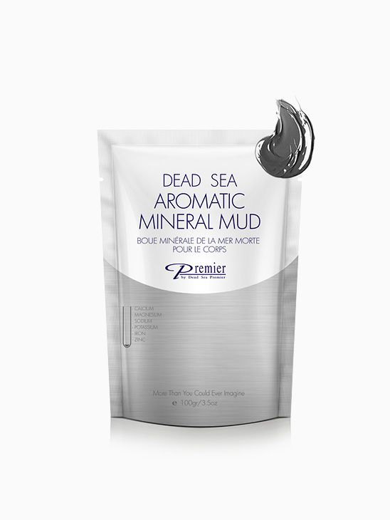 Dead Sea Mineral Mud For Body A110