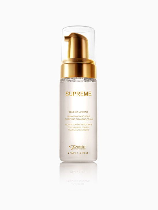 Supreme Brightening And Pore Clarifying Cleansing Foam PS21