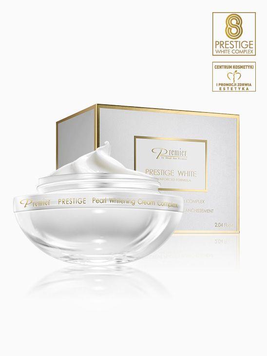Prestige White Pearl Whitening Cream Complex - All Skin Types K28
