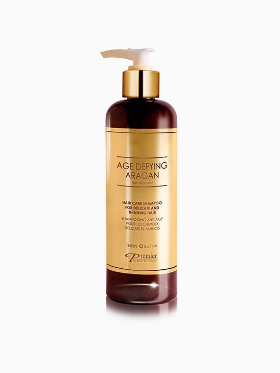 Age Defying Aragan Hair Care Shampoo For Delicate And Thinning Hair A106