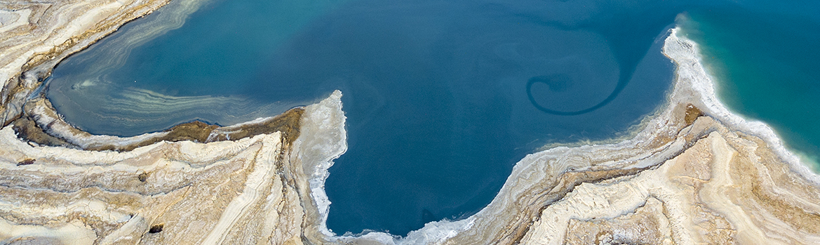 Is the Dead Sea Level Dropping and Is it our Responsibility